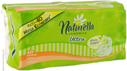 Прокладки Naturella ultra camomile normal, 40 шт.