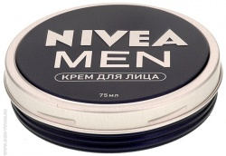 Крем для лица Nivea for men , 75 мл.
