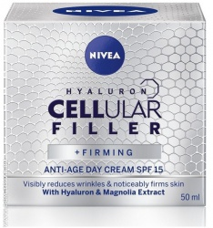 Крем для лица Nivea «Hyaluron Cellular Filler» дневной, 50 мл.