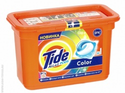 Капсулы Tide Pods «Color», 15 х 24,8 гр.